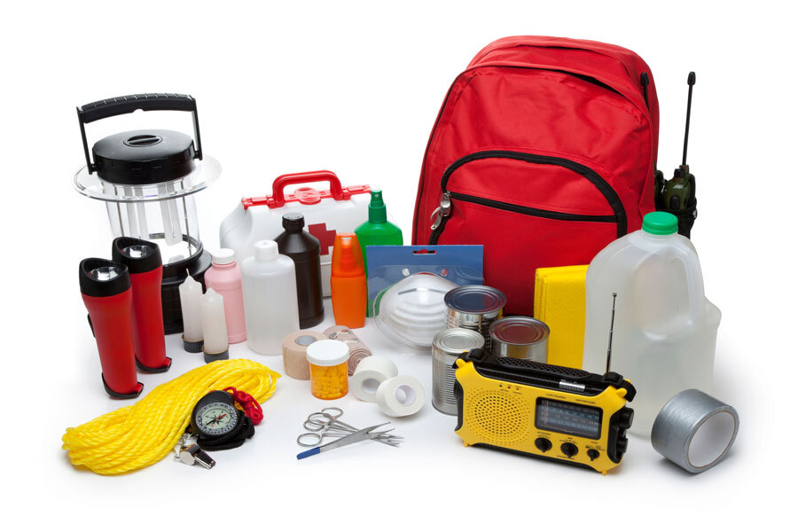 Build an Emergency Kit