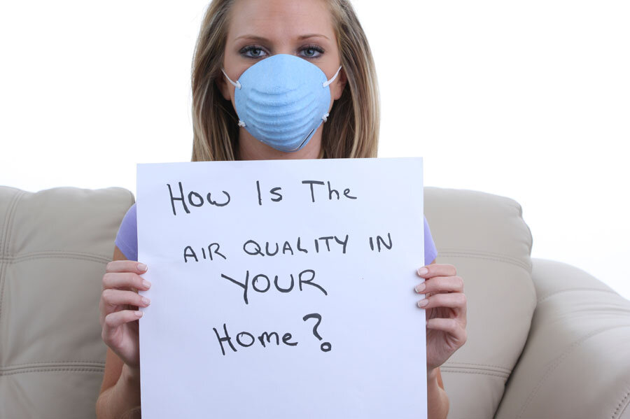 Mold Air Quality